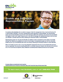 Enable and SSI/SSDI Representative Payees