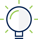 Blog icon - lightbulb