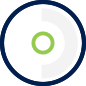 Target Risk Options Icon - Circle target