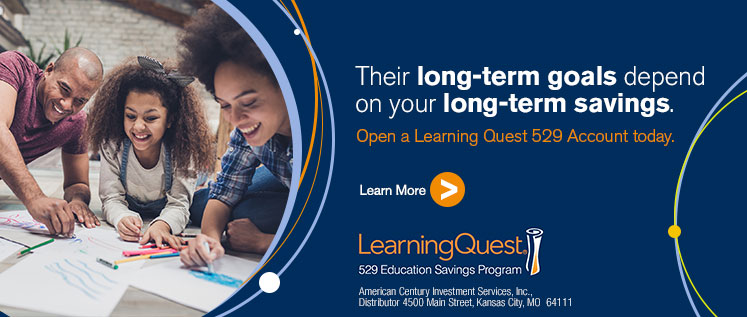 Open a Learning Quest 529 Account