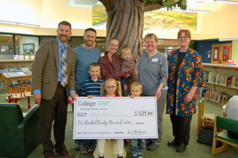 Winning Family Bismarck Public Library