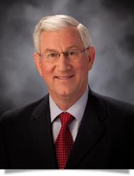 Reasurer Don Stenberg