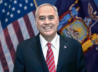 New York State Comptroller, Thomas P. DiNapoli